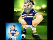 Mascotte Sampdoria