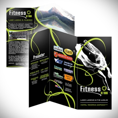 Fitness in Tour - Brochure