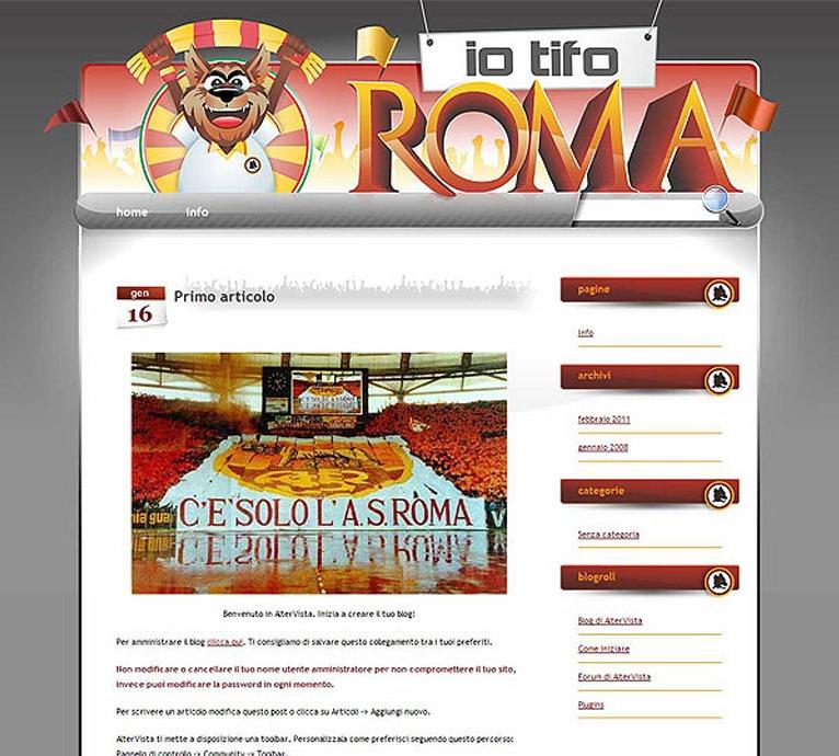 Io Tifo Roma
