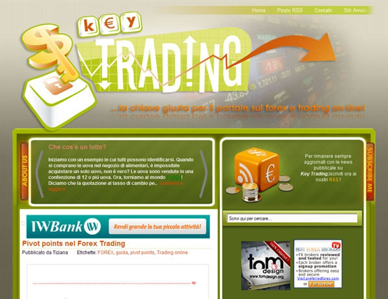 Key Trading