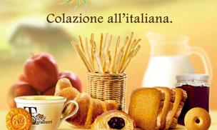 Mulino Bianco – Colazione all'Italiana