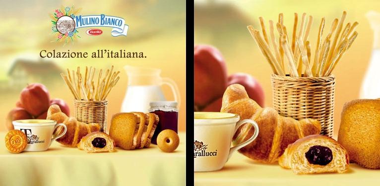 Mulino Bianco - Colazione all'Italiana