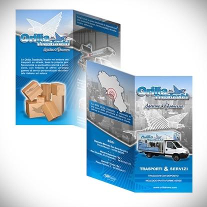 Orilia Trans - Brochure