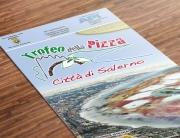 Brochure Trofeo della pizza di Salerno