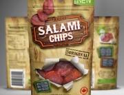 salami-chips