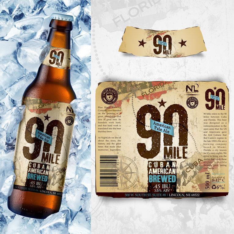 90 Mile Beer